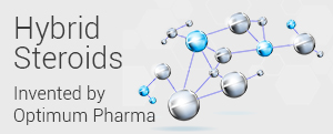 Hybrid Steroids